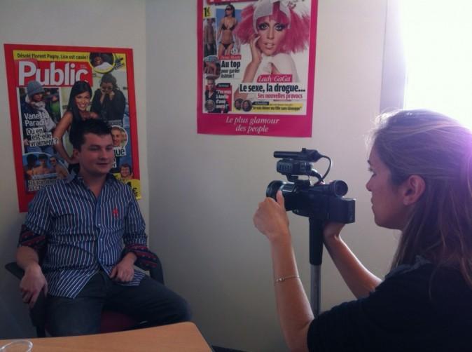 Une interview à découvrir très prochainement sur Public.fr