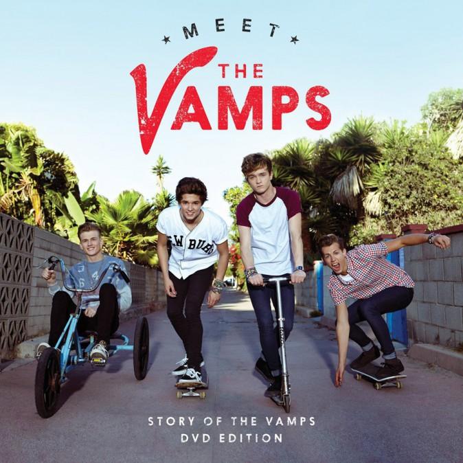 Meet The Vamps, premier album du groupe