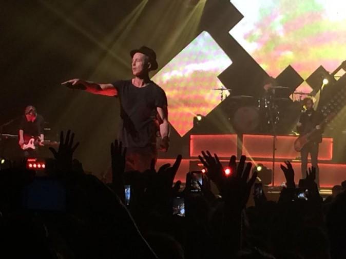 Le concert exceptionnel de OneRepublic au Zénith de Paris le 24 octobre 201', on y était !