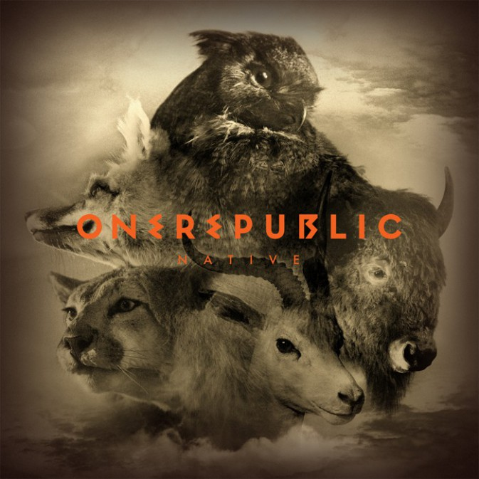 Native, le dernier album de OneRepublic