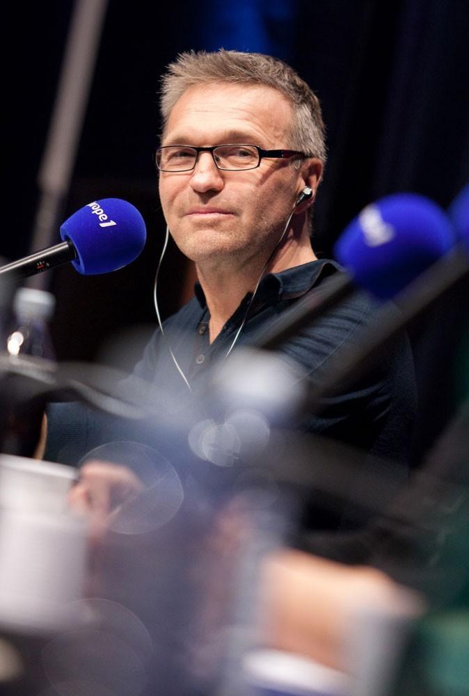 Laurent Ruquier sur Europe 1