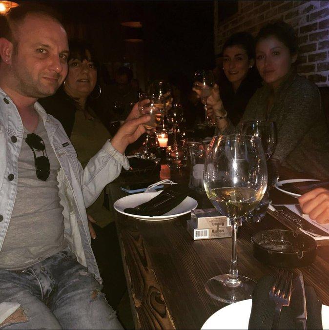 Exclu Public : Photos : Anaïs Camizuli, baiser langoureux à Casablanca !