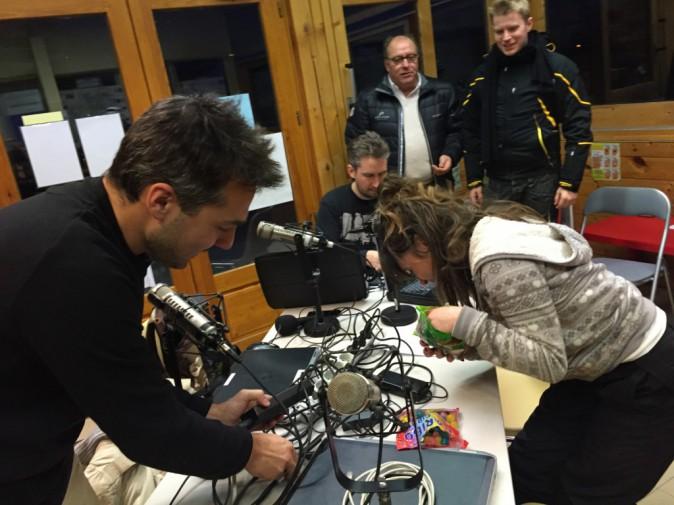 Exclu Public : Photos : Capucine Anav : de la télé à la radio !