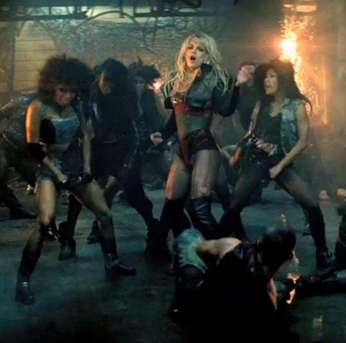 Britney Spears aime décidément bien nous tromper !