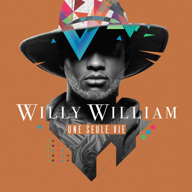 La pochette de Une seule vie, le premier album de Willy William