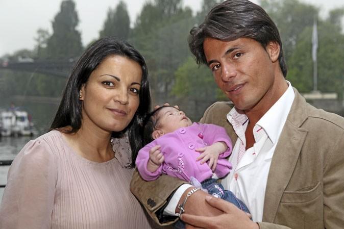 Exclu Public : Photos : Giuseppe pose avec Carmela et nous donne des nouvelles !