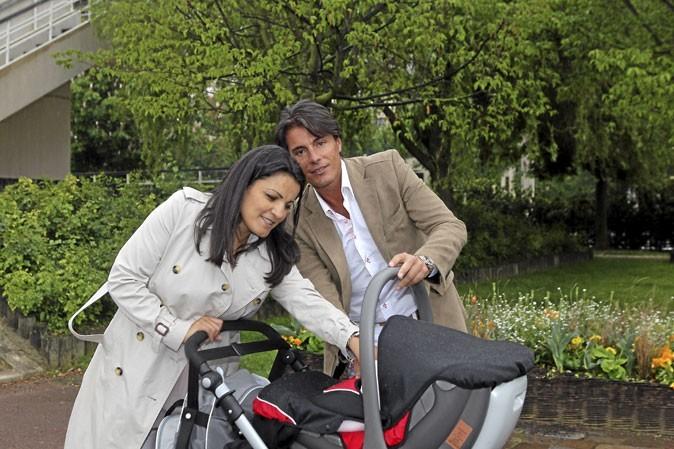 Khadija et Giuseppe restent amis pour le bien de la petite Carmela...