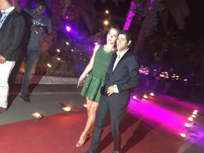 Jamel et Melissa Debbouze le 13 juin 2015