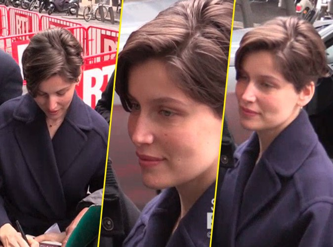 Exclu Public : Photos : Laetitia Casta : changement de look radical pour la star !