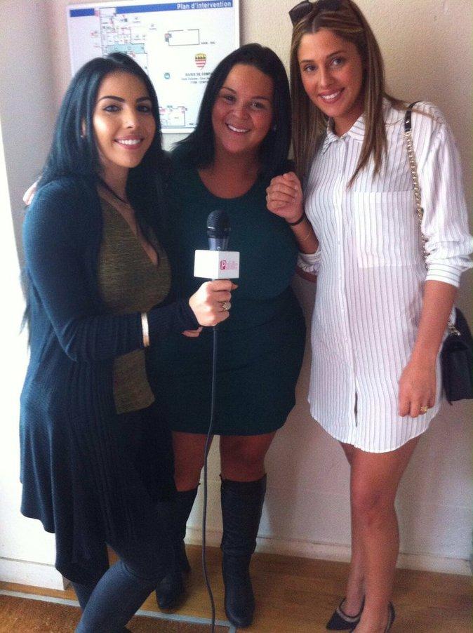 Siham interroge Sarah Fraisou et Coralie