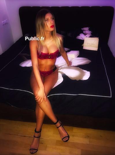 Sexe secret en public