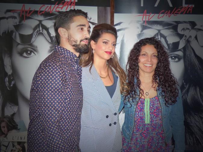 Photos : Tal : entourée de sa maman et de son chéri pour l'avant-première de son documentaire à Paris, Public y était !