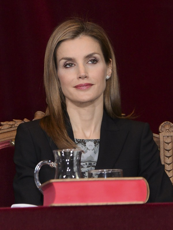 Letizia d'Espagne