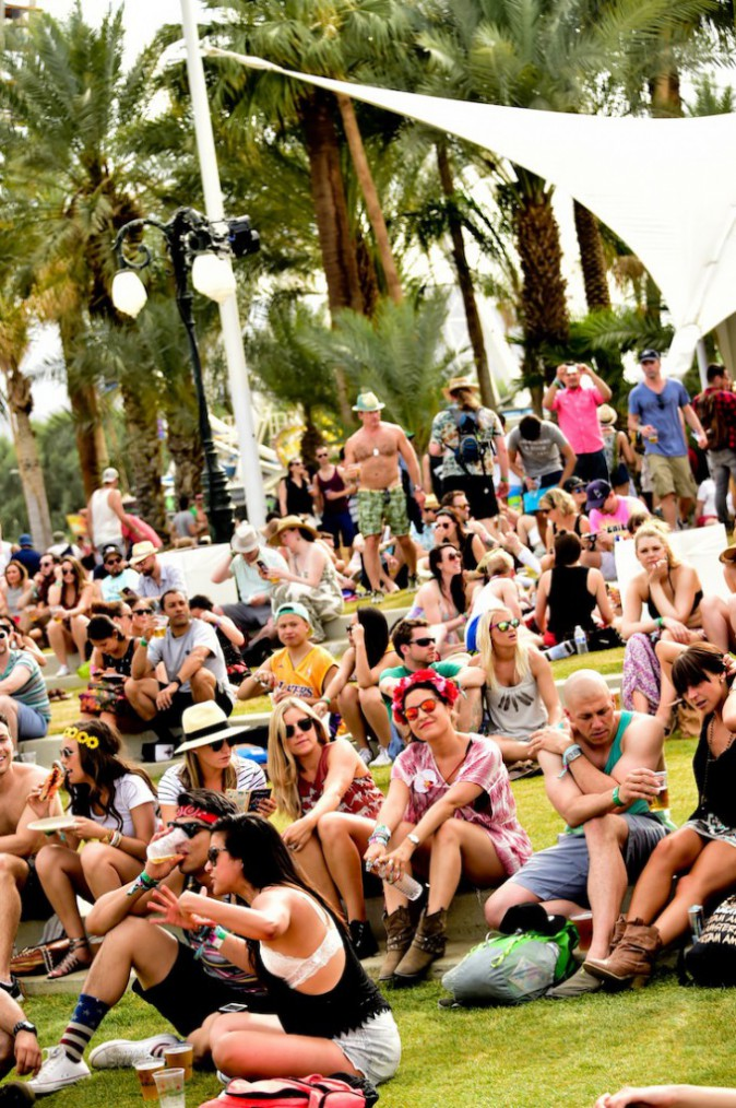 150 000 festivaliers et moi, et moi, et moi... Coachella JOUR 2