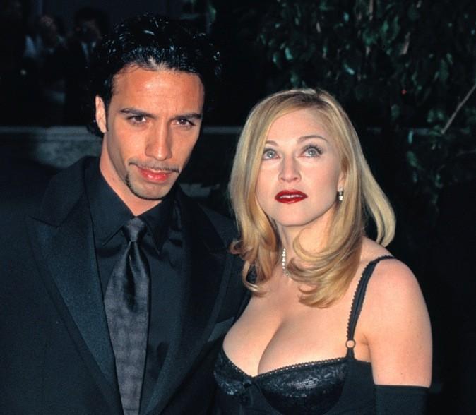 1997: Madonna et Carlos Leon