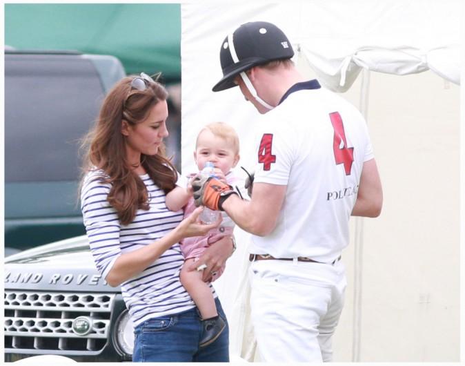 15 juin 2014 : première fête des pères (sportive) pour William !