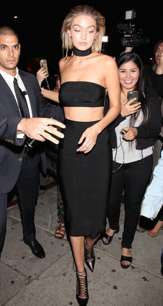 Gigi Hadid : la mannequin est victime d'un chantage !