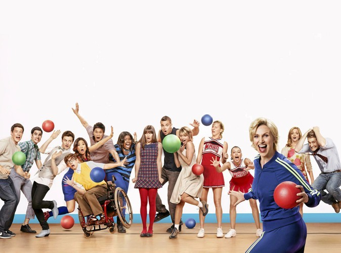 Glee sur W9