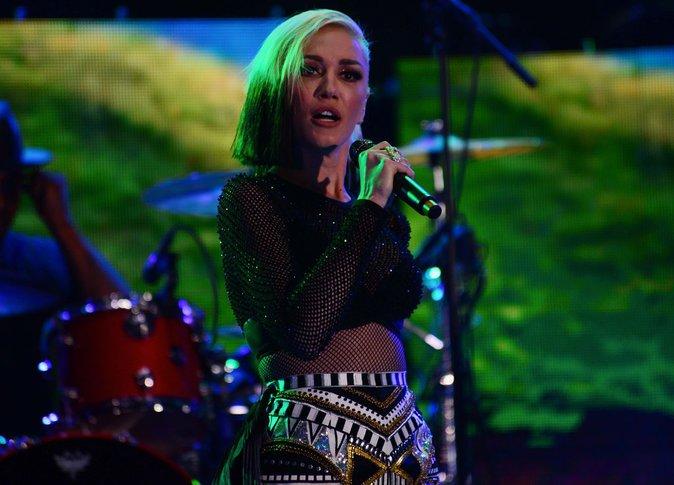 Gwen Stefani à l'événement Wango Tango en Californie