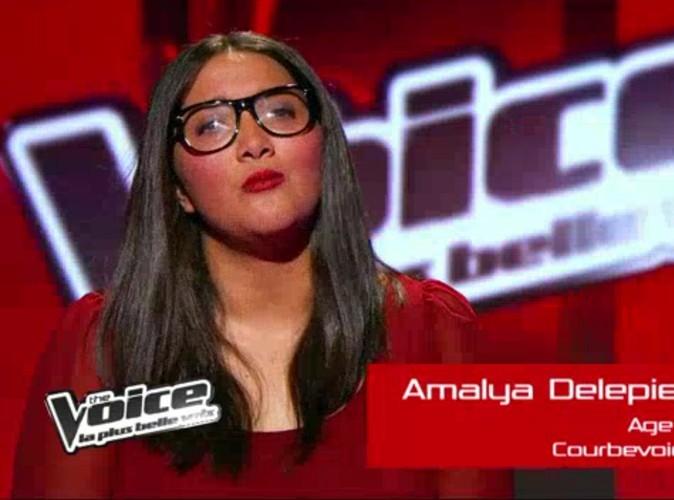 Amalya, l'une des candidates surdouées de The Voice !