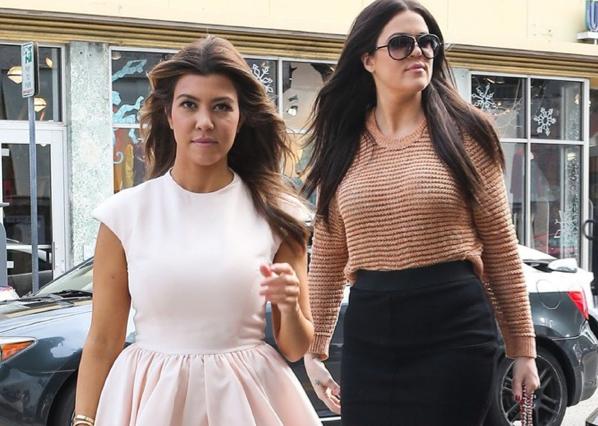 Kourtney Kardashian : elle veut être la mère porteuse de sa soeur Khloé !