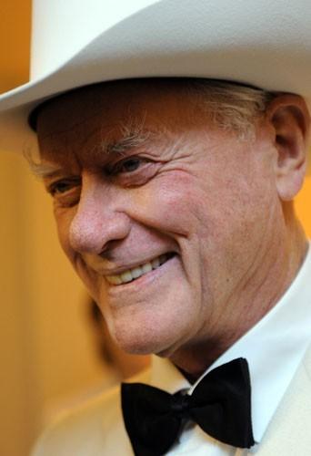 Larry Hagman : le mythique JR de la série Dallas est mort ...