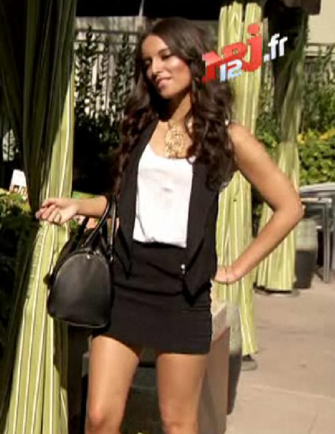 Sandra (Laura Coll) dans Hollywood Girls