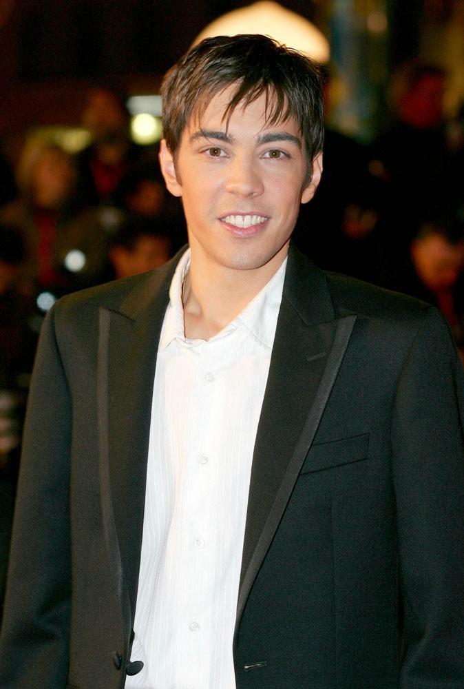 Grégory Lemarchal en 2006 aux NRJ Music Awards, à Cannes
