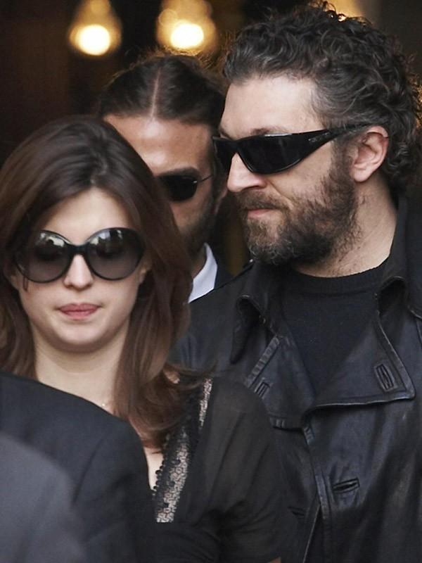 Vincent et Cécile Cassel