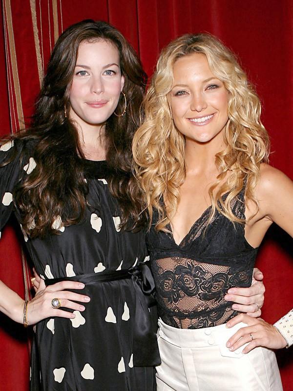Liv Tyler & Kate Hudson