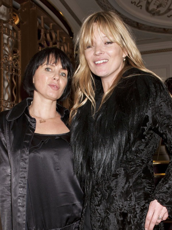 Sadie Frost & Kate Moss