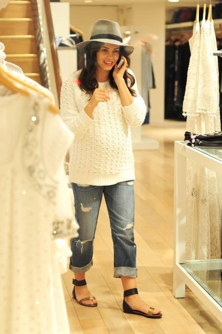 Jenna Dewan, Los Angeles, 7 mars 2013.