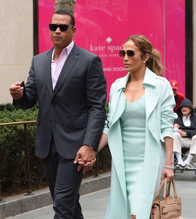 Jennifer Lopez n'a rien donné à Alex Rodriguez le premier soir !