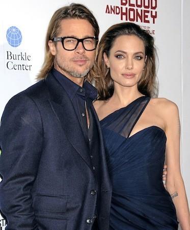 6 : Brad Pitt et Angelina Jolie