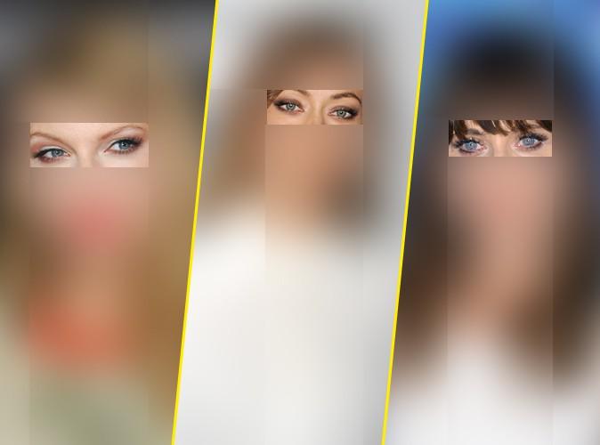 Jeu : à qui appartiennent ces yeux bleus ?