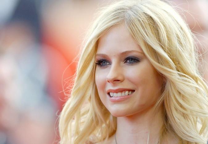 Il s'agit d'Avril Lavigne !