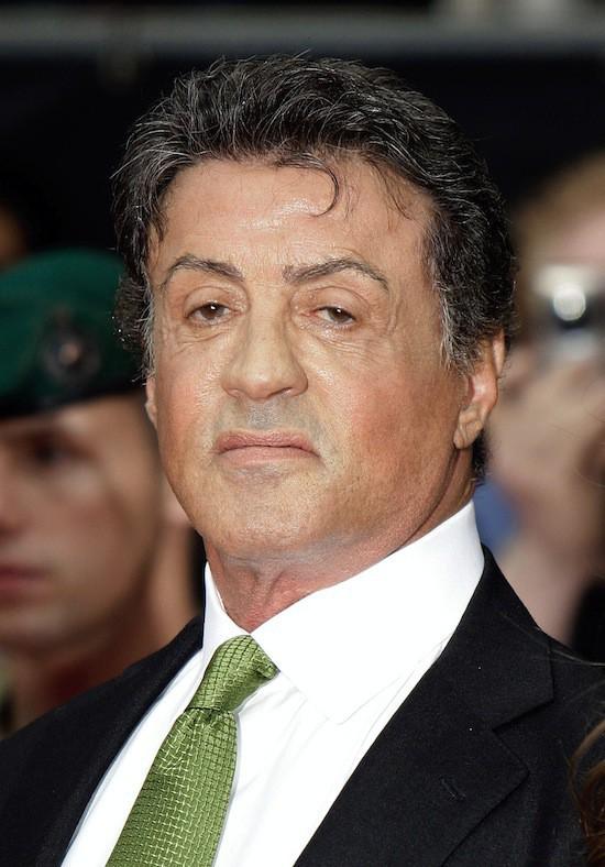 B. Sylvester Stallone
