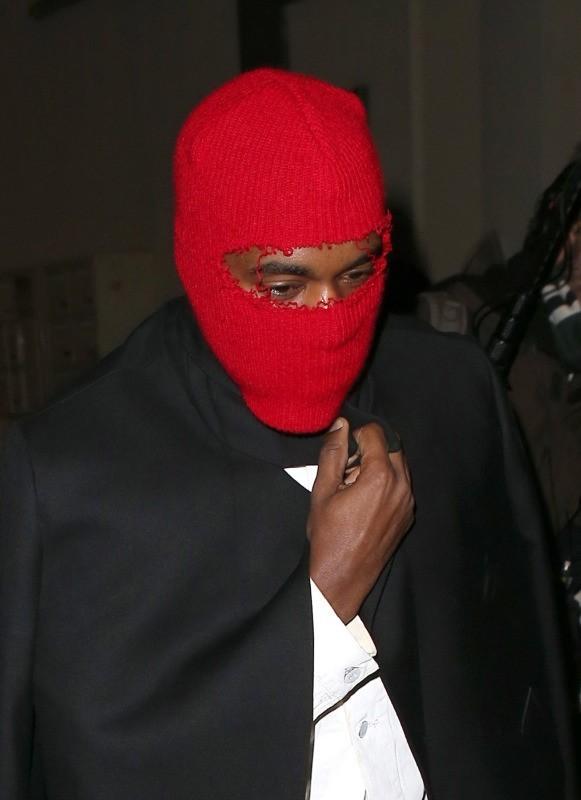 Kanye West, Paris, 23 janvier 2013