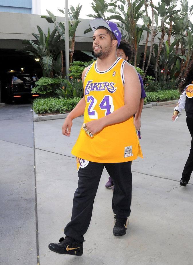 Jubilé de Kobe Bryant : O'Shea Jackson parmi les invités