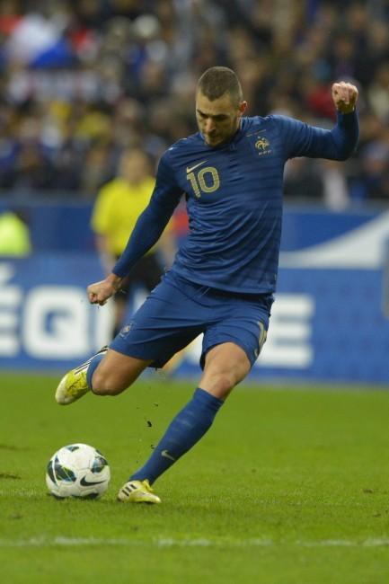 Karim Benzema est le sportif français le mieux payé