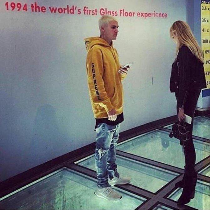 Justin Bieber : En couple avec un sublime blonde ?