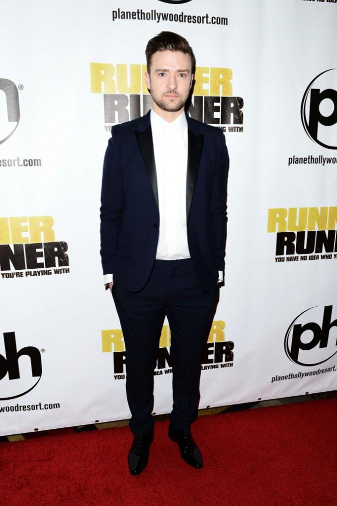 Justin Timberlake, acteur et chanteur