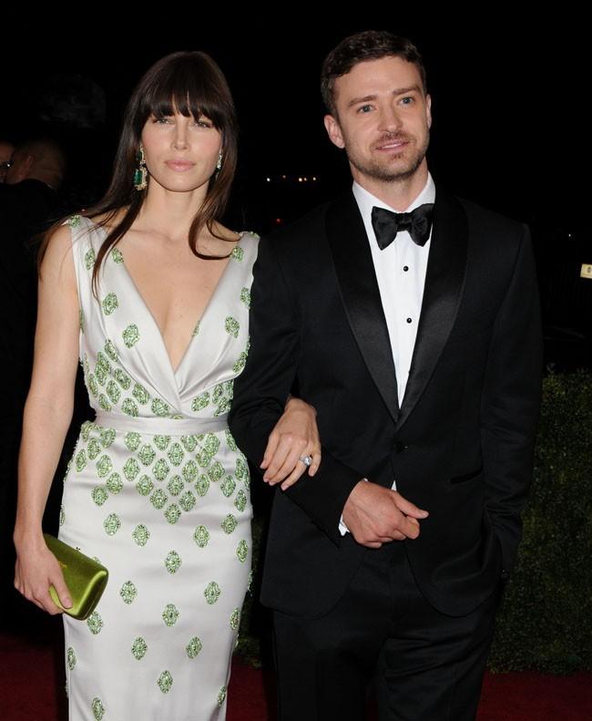 Jessica Biel et Justin Timberlake mariés ce vendredi 19 octobre en Italie !