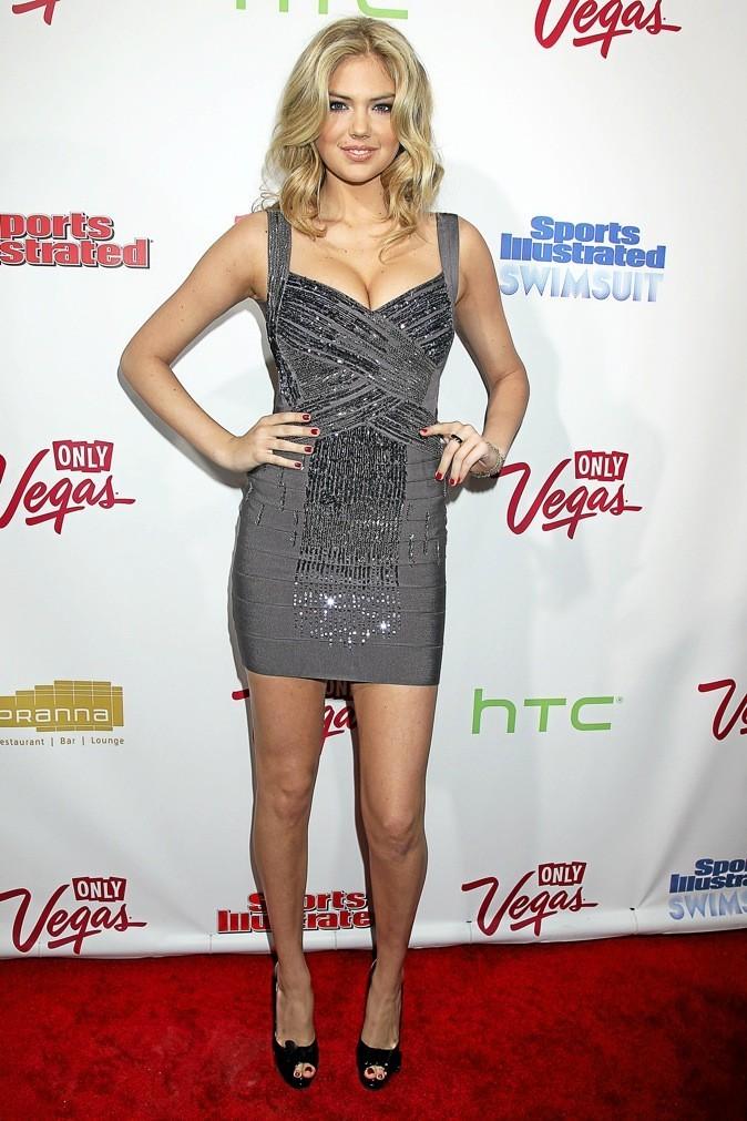 En avril 2011, Kanye West séduit Kate Upton, top modèle pour Victoria's Secret !