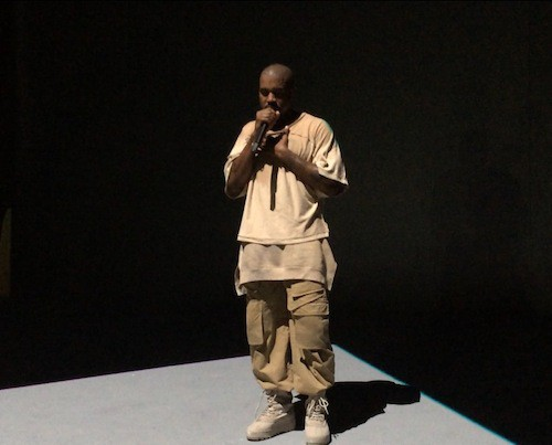 Kanye West : son premier show exclusif à la Fondation Louis Vuitton face à Kim... On y était !