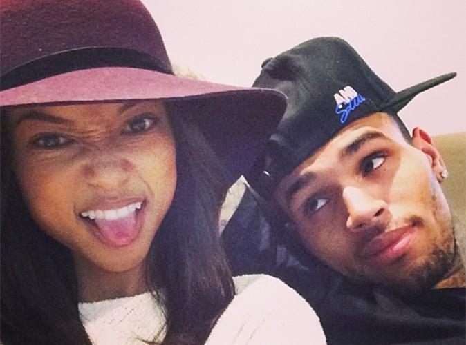 Karrueche Tran : elle fête Thanksgiving avec Chris Brown !