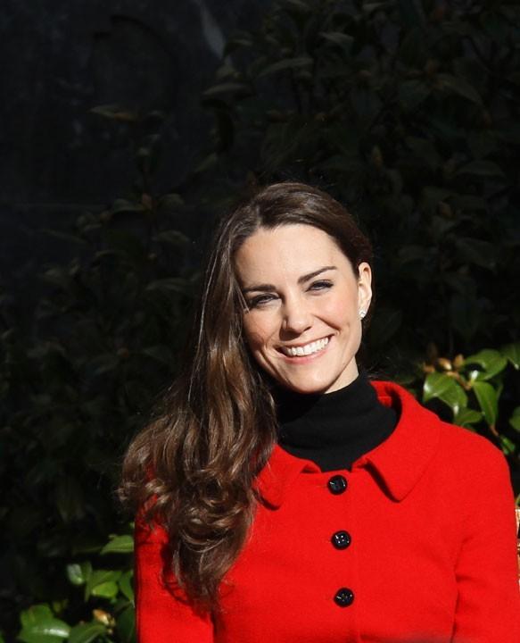 7. Kate Middleton aussi est passée par l'étape ingrate de l'appareil dentaire...