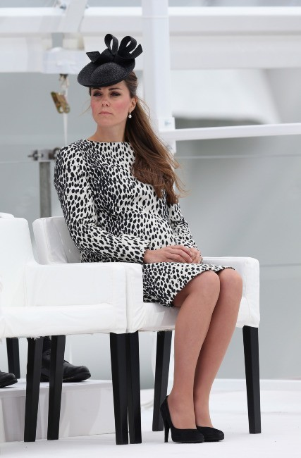 Kate Middleton le 13 juin 2013