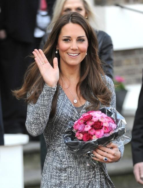 Kate Middleton le 19 février 2013