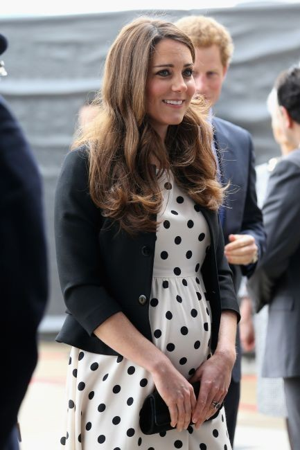 Kate Middleton le 26 avril 2013